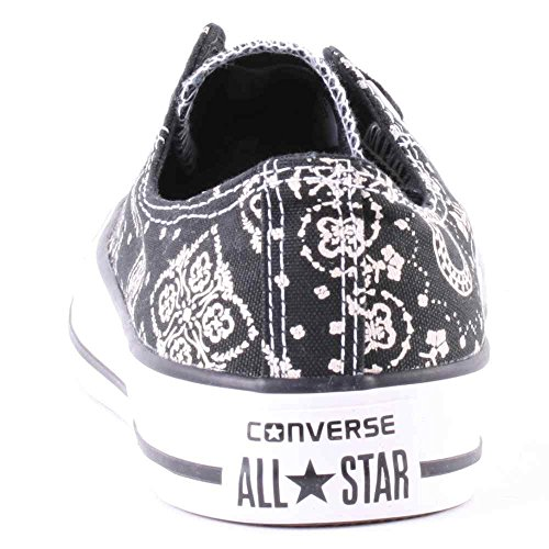 Converse All Star Ox Donna Sneaker Nero