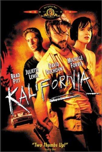 DVD : Kalifornia (Full Frame, Repackaged, Dolby, , Widescreen)