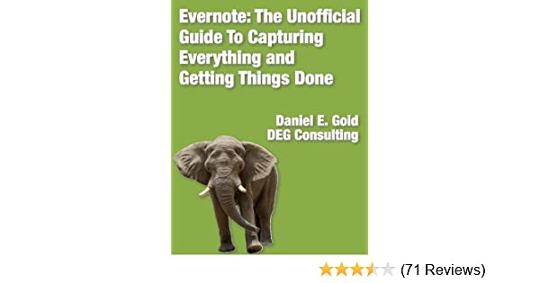 Evernote The Unofficial Guide To Getting Things Done Pdf