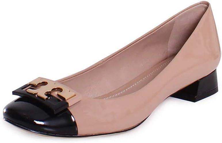 tory burch pink heels