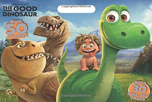 Download Disney Pixar Good Dinosaur (Floor Coloring Pad) ebook