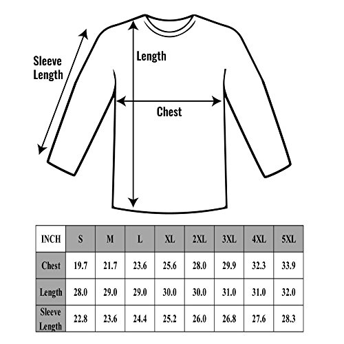 NY Hi-Viz Workwear L9091 Class 3 High Vis Reflective Long Sleeve ANSI Safety Shirt (Large, Orange) by New York Hi-Viz Workwear (Image #4)