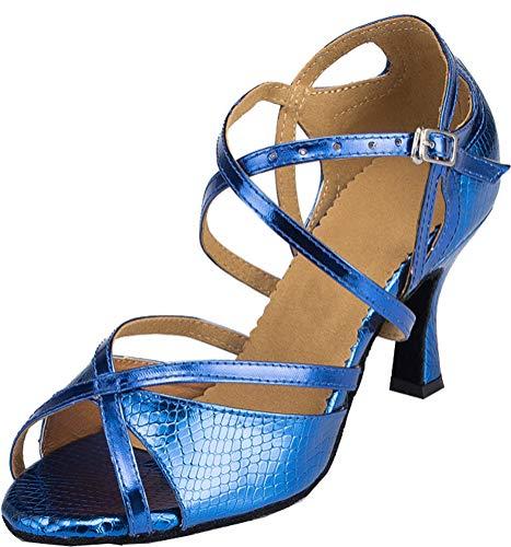 Donna e Jazz Moderno Blue Salabobo qvgBfpftw