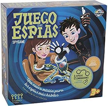 XTURNOS Juego de espias: Amazon.es: Juguetes y juegos
