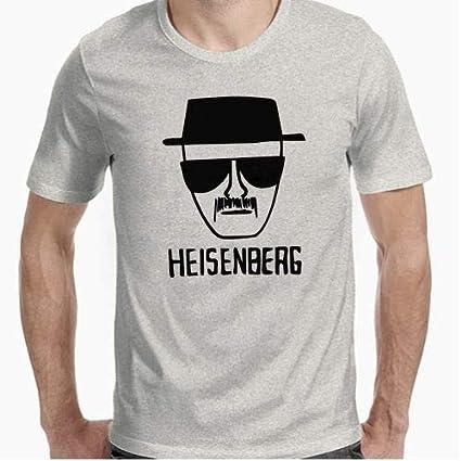 Positivos Camisetas Breaking Bad - Heisenberg - L