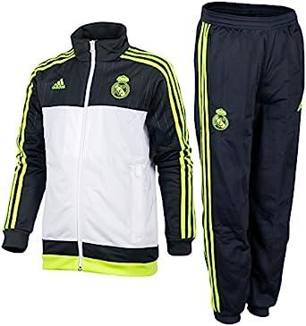 adidas Real Madrid PES Chándal, Niño, Multicolor (Top:Deepest ...