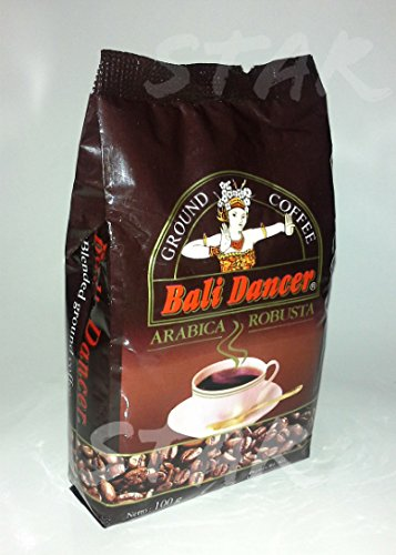 Amazon Com Bali Dancer Coffee Arabica Robusta Ground Coffee From