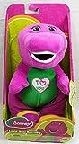 "Fisher-Price I Love You Barney 10"" Singing Plush Figure"