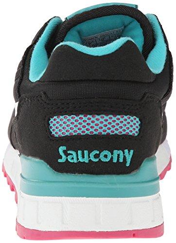 Saucony Originals Womens Shadow 5000 Classic Retro Running Shoe Black Sihd2F