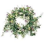 Flower-Wreath-Wildflower-Fountain-Accessory
