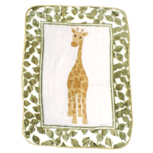 Luvable Friends, Made with 100% polyester / Sized 30x36 inches, Soft and gentle on baby's skin