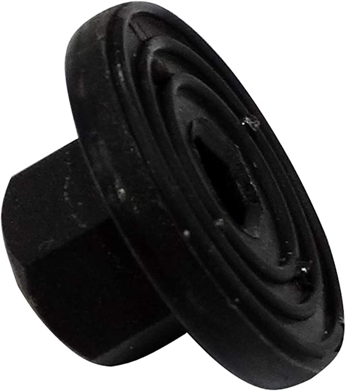 AERZETIX: Juego de 10 grapas clips remaches especial compatible con OEM 51161943122 39900551 N90474001 C42911 171953