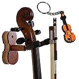 best seller today Moreyes Violin Hanger Wall Mount -...
