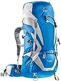 Cheap Deuter ACT Lite 50 + 10 – Ultralight Trekking Backpack, Ocean/Silver