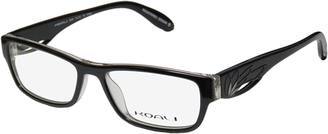 Koali By Morel 7200k Womens/Ladies Designer Full-rim Modern Fashionable French Design Eyeglasses/Eyewear