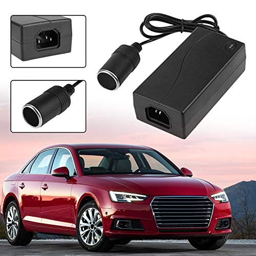 (FidgetFidget Adapter for Car Refrigerator Vacuum Cleaner AC220V to DC12V Power Supply)