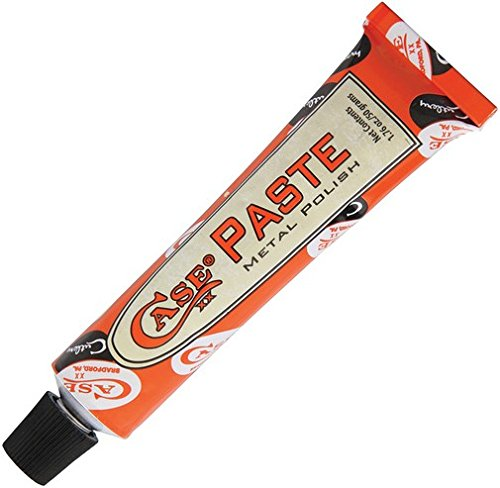 Paste Case (Case Cutlery CAP01-BRK Paste Metal Polish)