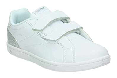c10dcf13623 Reebok Girls Royal Comp CLN 2v Fitness Shoes  Amazon.co.uk  Shoes   Bags