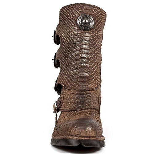 New Rock Comfort-Light Braun Stiefel M.1471-S17 Brown