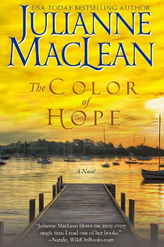 From the USA Today bestselling author of The Color of Heaven, save 80% today on:  The Color of Hope by Julianne MacLean