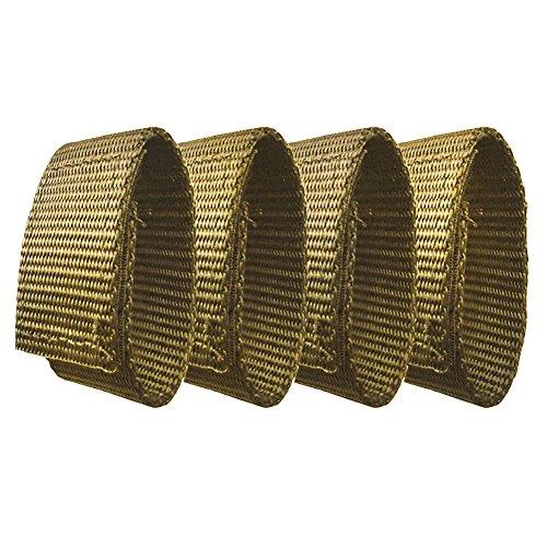 - Fusion Tactical Military Police Patrol Belt Keeper Adjustment Strap 1.5
