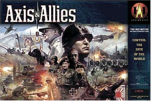 axis allies 1942 board game - 4