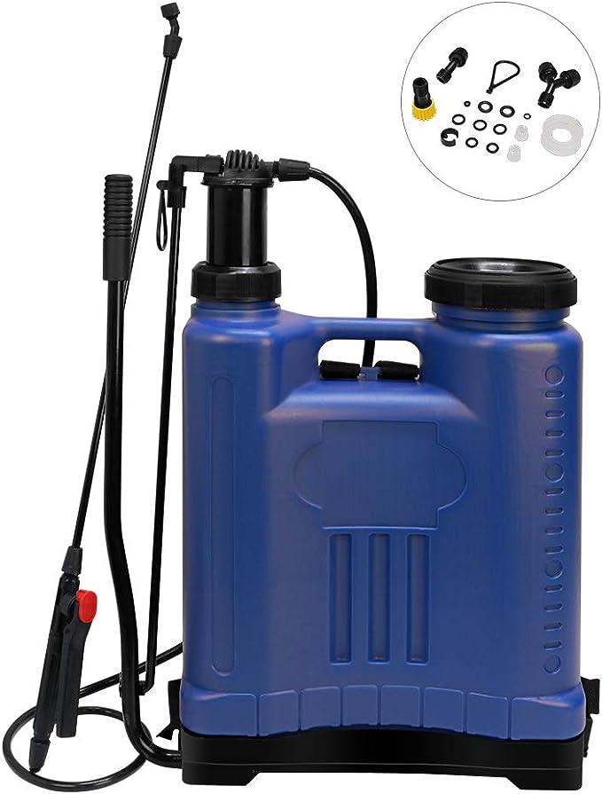 Beaugreen Knapsack Backpack Pump Pressure Sprayer - Best Knapsack Sprayer