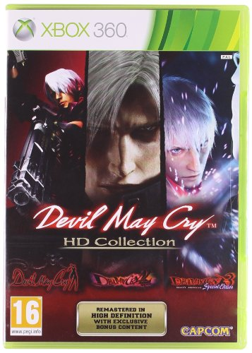 Devil May Cry: HD Collection (Xbox 360) (PAL)