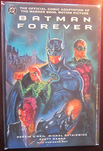 (Batman Forever the Official Comic Adaptation of The Warner Bros. Motion Picture)