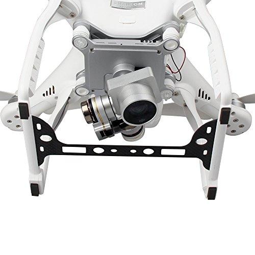 RCstyle Carbon Fiber Gimbal Guard for DJI Phantom 3 Standard Quadcopter Gimbal & Camera (Gimbal Guard)