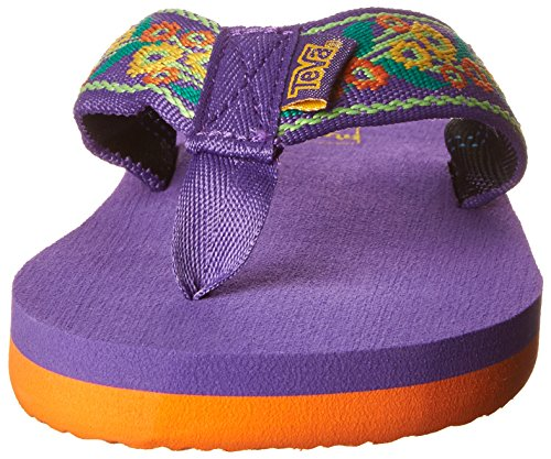 af04f9499081d Teva Mush II Kids Flip Flop Sandal (Little Kid Big Kid) - Import It All