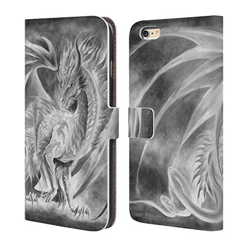 Officiel Ruth Thompson Coldfire Dragons Étui Coque De Livre En Cuir Pour Apple iPhone 6 Plus / 6s Plus