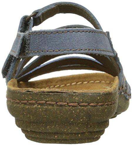 El Naturalista Donna Torcal N388 Sandalo Piatto Vaquero Misto