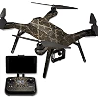 MightySkins Protective Vinyl Skin Decal for 3DR Solo Drone Quadcopter wrap cover sticker skins Vintage Elegance