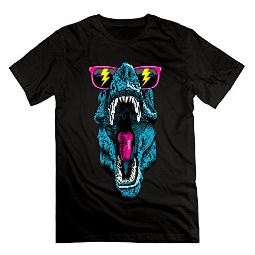 Fancy Dino Tee-shirt For Man's Crazy (Dinosaur Train Halloween Episode)