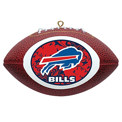 NFL Buffalo Bills Football Ornament