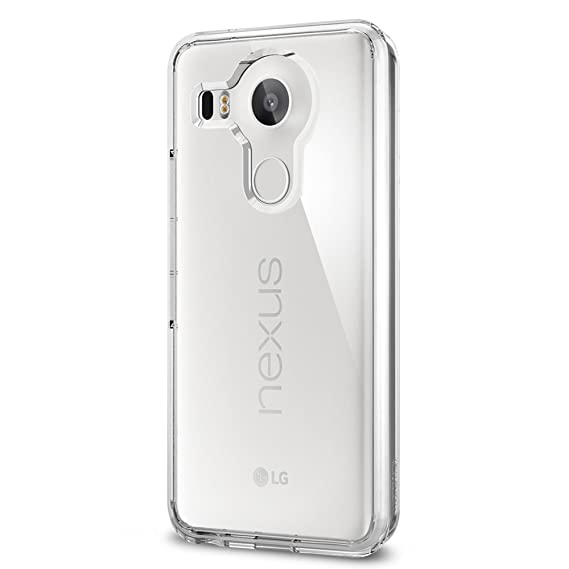 buy popular 3548d 909ea Amazon.com: Spigen Ultra Hybrid Nexus 5X Case with Air Cushion ...