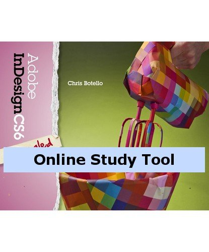 CourseMate for Botello's Adobe InDesign CS6 Revealed, 1st Edition
