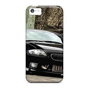 Tpu Shockproof/dirt-proof Bmw Z4 Cover Case For Iphone(5c)