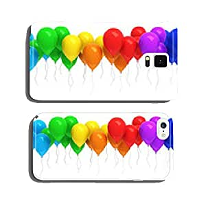 Colorful balloons cell phone cover case iPhone5