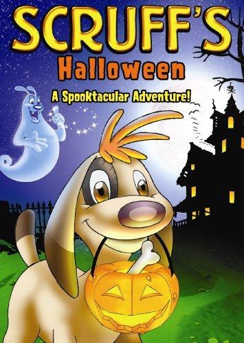 Scruff's Halloween [DVD] [2009] [Region 1] [US Import] -