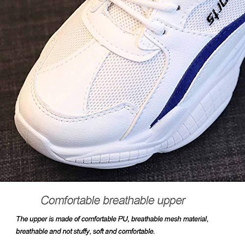 Course Shock Running Chaussures Trainer Pour Jogging Basses Semelles Marche Job De Femmes White À Compensées Absorbing Baskets zFnf1SF