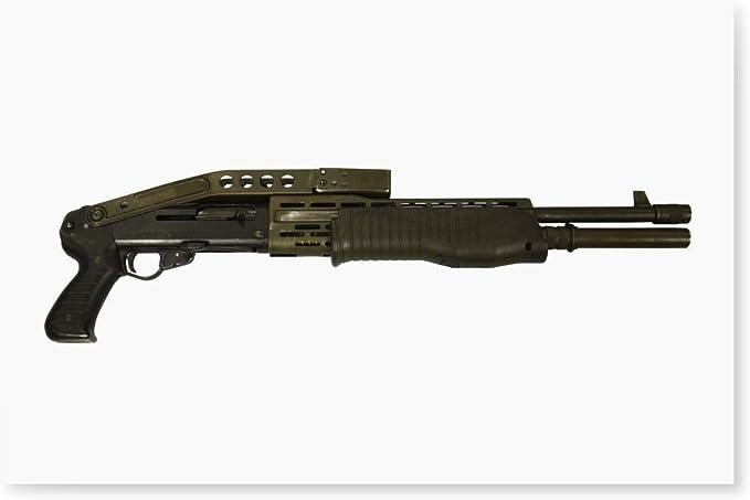 Amazon.com: Posterazzi PSTACH100435M Italian Franchi SPAS-12 - Póster de  escopeta de combate (6.7 x 4.3 in): Home & Kitchen