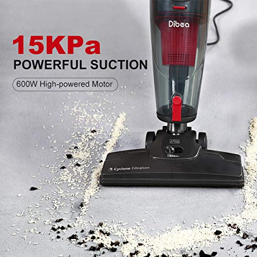 Buy vacuum for tile and carpet
