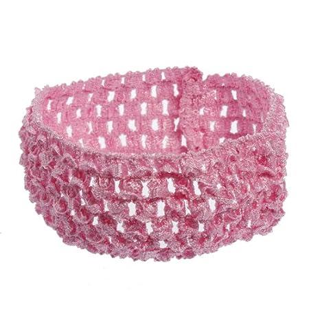 Amazon 50 Bulk Girls Baby Toddler Crochet Headband Hairband Baby