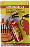 Best NPW Gags - NPW W13689 Emergency Birthday Candle Extinguisher, Red Review