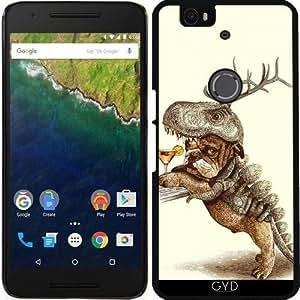 Funda para Google Nexus 6P (Huawei) - Fiesta De Disfraces by Adam Lawless