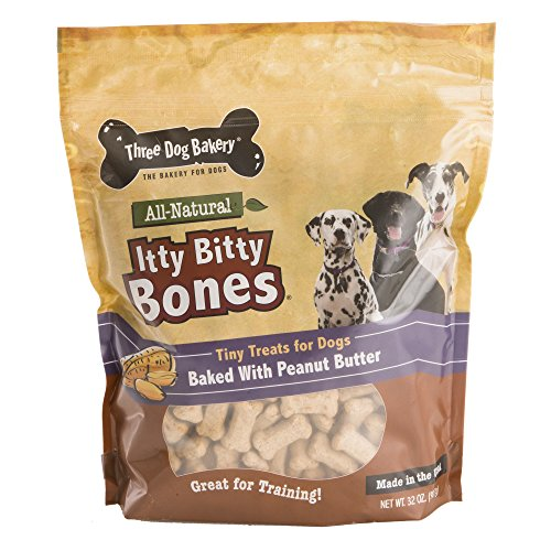 Three Dog Bakery Treats Peanut product image