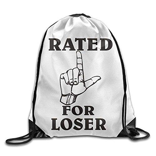 Ashley Lauren Mia FRICSTAR I Like Big Books New Eco-Friendly Drawstring Backpack Art Design Print Rucksack Shoulder Bags Gym Bag,Easy To -