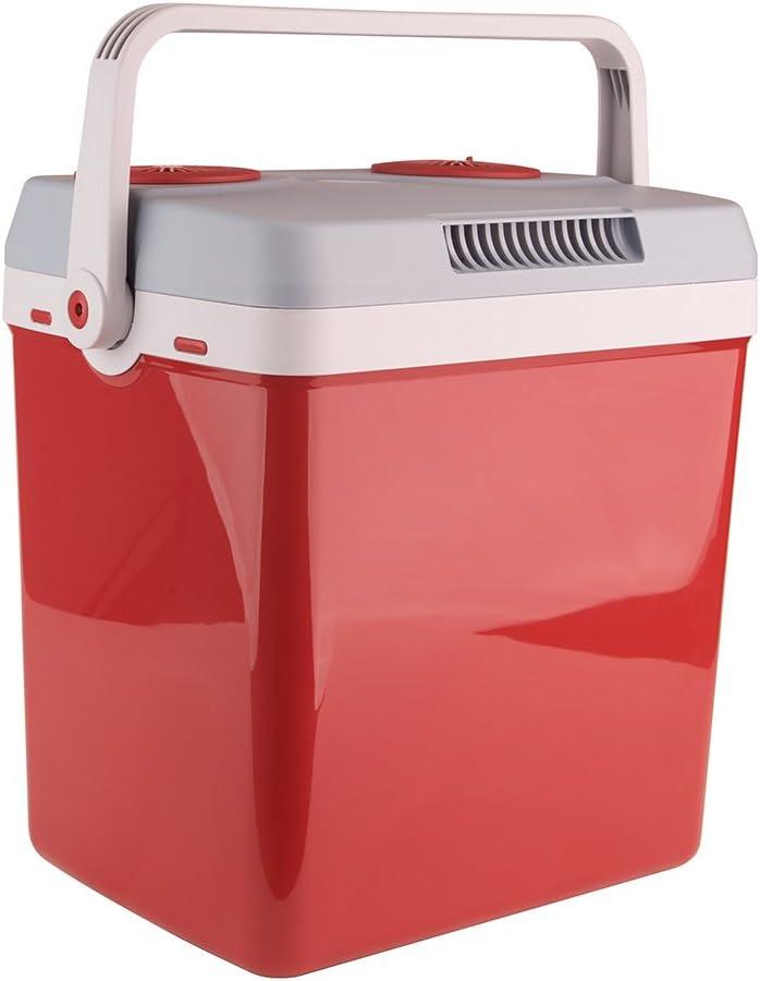 Auto Companion - Nevera eléctrica portátil (32L, CA 240 V - 12 V), mantiene el frío o el calor